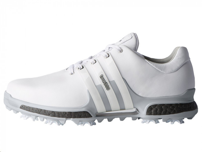 03159ef6 adidas Tour 360 Boost 2.0 Men's White Shoes | Men's Shoes | Product | The  Pro Shop