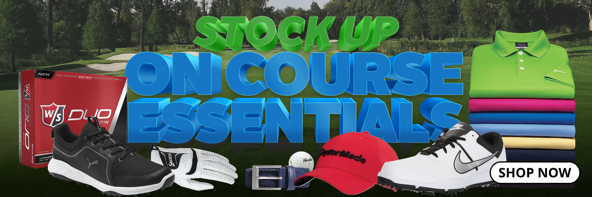 On Course Essentials